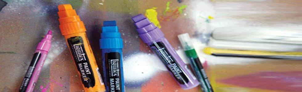 Liquitex Paint Marker acrylic markers