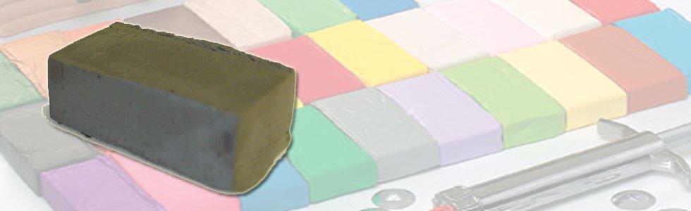 Mud-Ovenable Plasticine