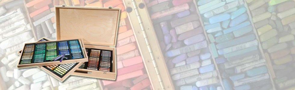 Pastel cases