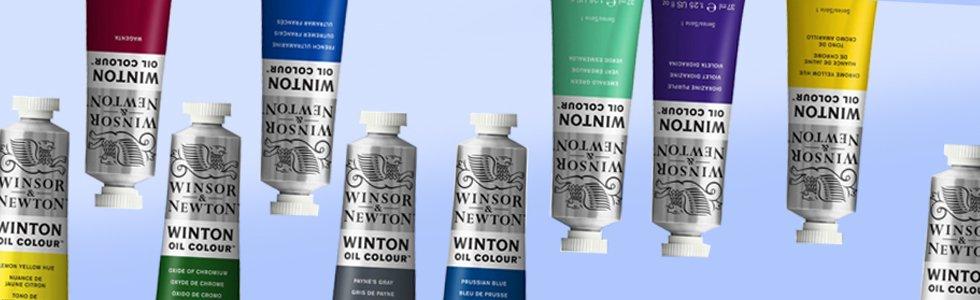 Oil Winton W&N