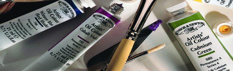 Oil extra fine Artist W&N