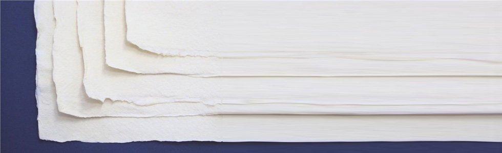 Etching handmade Paper