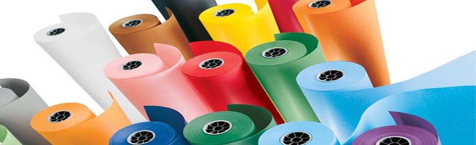 Kraft paperl Roll