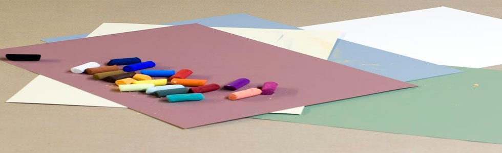 Pastel papers