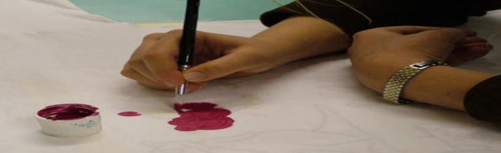 Textile paint for clothes