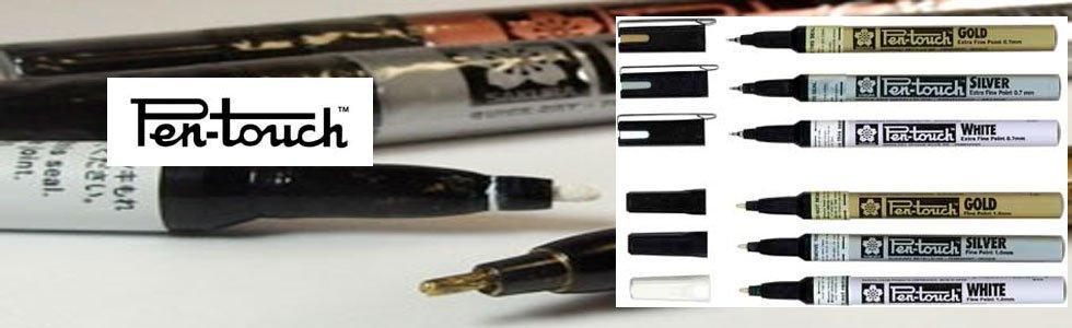 Pen Touch Sakura markers