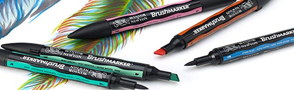 Brushmarker Markers Winsor Newton