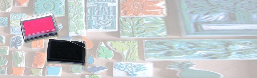 Stamp ink pad