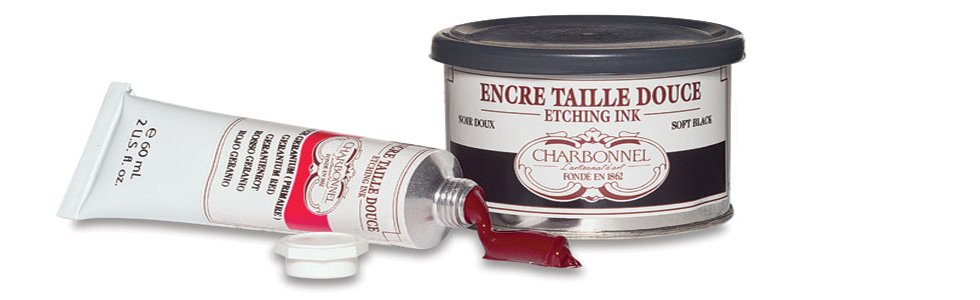 Charbonnel Traditional etching inks
