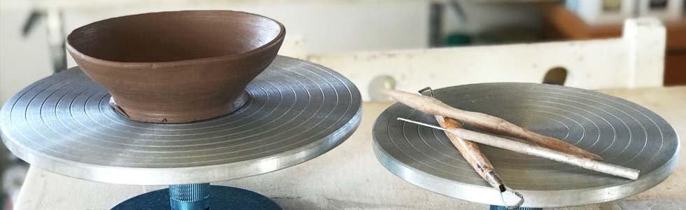 Sculpture easel modeling