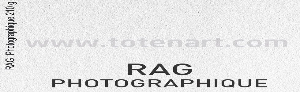 Canson Infinity Rag Photographique papers