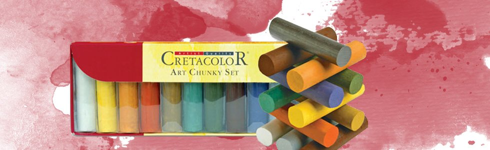 Cretacolor Art Chunky