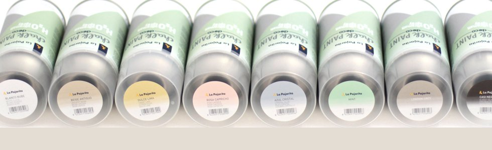 Chalk Paint La Pajarita Spray