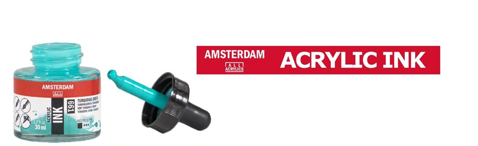 Amsterdam Liquid acrylic paint