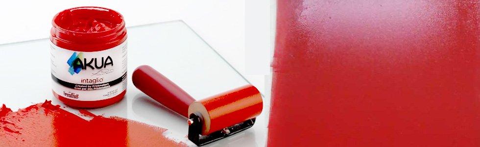 Akua Intaglio Inks
