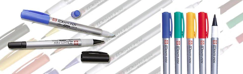 Identipen permanent markers
