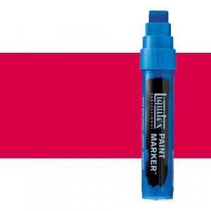 Liquitex Paint Marker colour Quinacridone Crimson (15 mm)