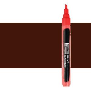 Liquitex Paint Marker colour Burnt Umber (2 mm)
