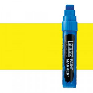 Liquitex Paint Marker colour Cadmium Light Yellow Hue (15 mm)