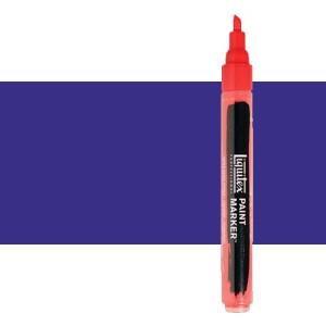 Liquitex Paint Marker colour dioxazine purple (2 mm)