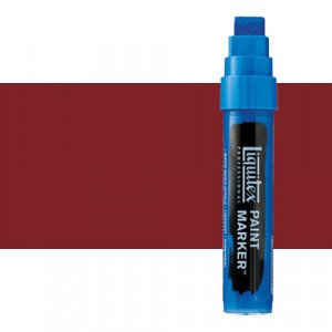 Liquitex Paint Marker colour Medium Cadmium Red Hue (15 mm)