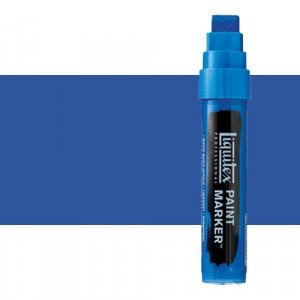 Liquitex Paint Marker colour Cobalt Blue Hue (15 mm)