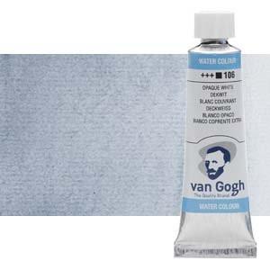 Acuarela Van Gogh color blanco opaco extra (10 ml) -NUEVO-