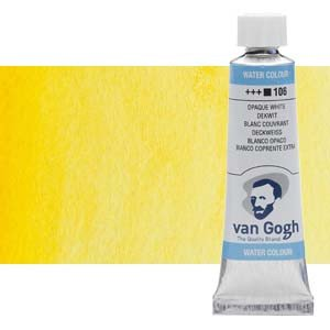 Acuarela Van Gogh color amarillo transparente medio (10 ml) -NUEVO-