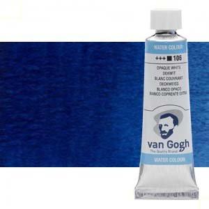 Watercolour Van Gogh, 10 ml, Prussian Blue