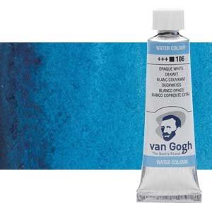 Watercolour Van Gogh, 10 ml, Turquoise Blue