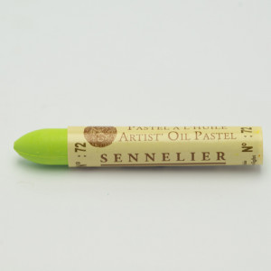 Oil pastel Sennelier 5ml  Yellow Light Green