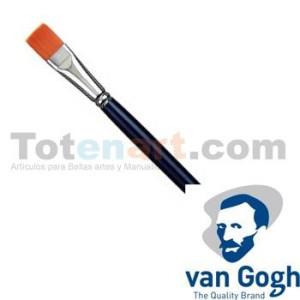 Pincel Sintetico Plano n. 04 Van Gogh S. 294