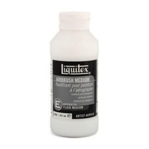 Medium Aerografia, Liquitex 237 ml.