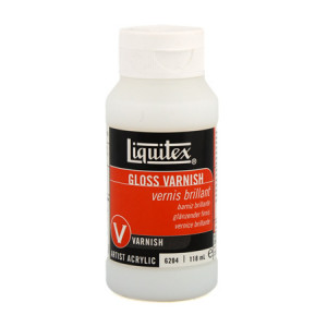 Barniz Brillante, Liquitex 118 ml.