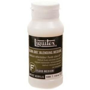 Medium Retardador Fluido Slow Dri, Liquitex 118 ml.