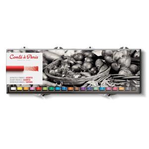 Caja Conte 20 pasteles blandos surtidos