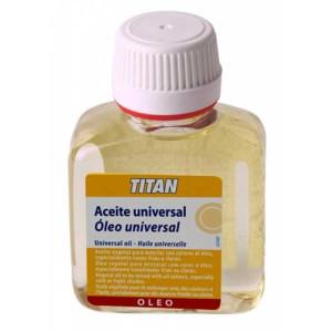 Aceite universal Titan, 100 ml.