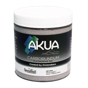 Akua Carborundum Gel Medium grabado, 237 ml.
