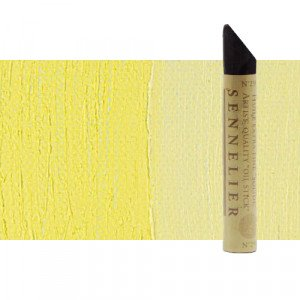 Oil stick Sennelier 38 ml. Naples yellow