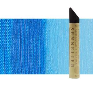 Oil stick Sennelier 38 ml. Cerulean blue