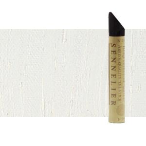 Oil stick Sennelier 38 ml. Titanium white