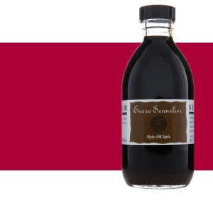 Drawing ink Carmine 635, 250 ml. Sennelier