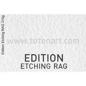 Infinity Edition Etching Rag, 310 gr., A3, caja 25 uds.