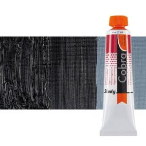 Water mixable oil colour Cobra Study colour gray Payne (40 ml)