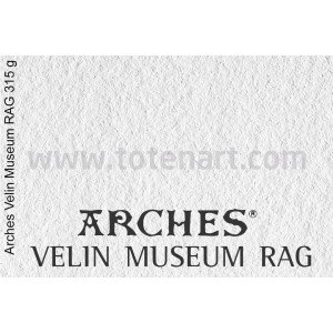 Infinity Velin Museum Rag, 250 gr., A4, caja 25 uds.