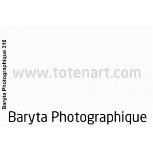 Baryta Photographique, 310 gr., Rollo 1,118x15,24 mts.
