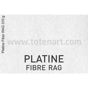 Infinity Platine Fibre Rag, 310 gr., A3+, caja 25 uds.