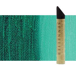 Oil stick Sennelier 38 ml. Green lacquer