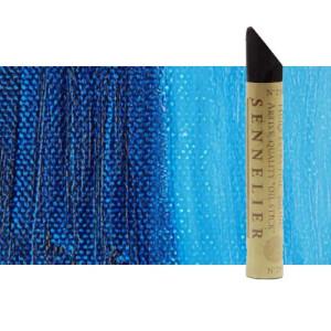 Oil stick Sennelier 38 ml. Lacquer blue
