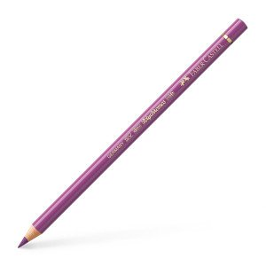 Totenart-Lápiz polychromo Faber Castell rojo violeta claro 135